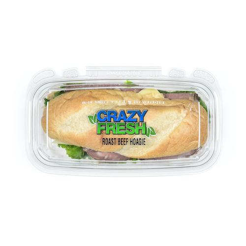 80463 Roast Beef Hoagie