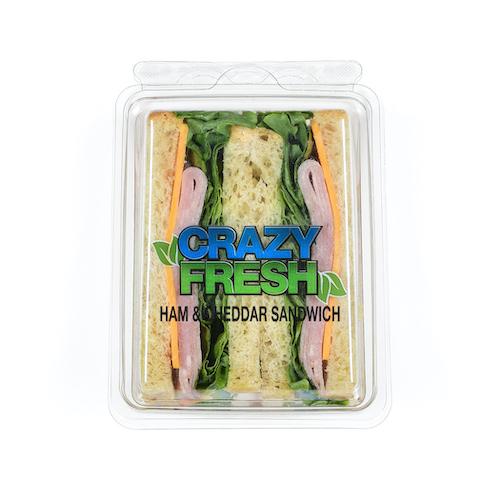 80507 Ham & Cheese Sandwich
