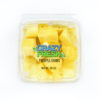 Healthy snacks for the family has never been so easy! This container of freshly-cut pineapple chunks have made healthy snacking super simple!