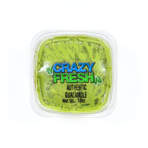 Our Authentic Guacamole is super creamy and is made with only fresh, premium ingredients that will keep you coming back for more!