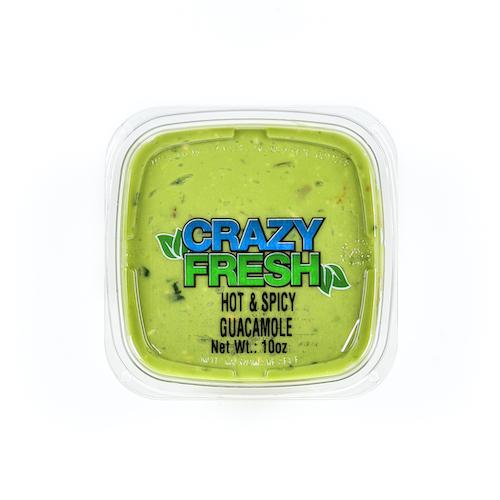 80961 Hot & Spicy Guacamole