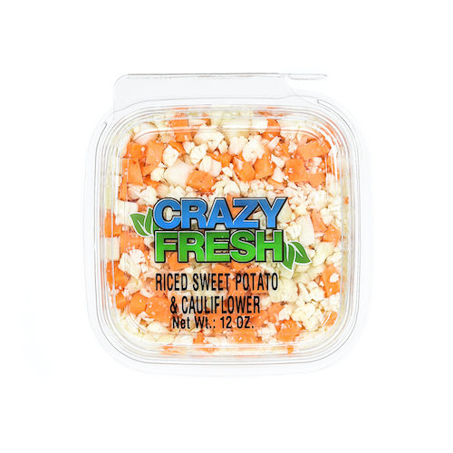 80998 Riced Sweet Potato & Cauliflower