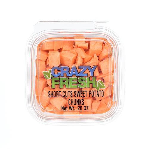 81004 Short Cuts Sweet Potato Chunks
