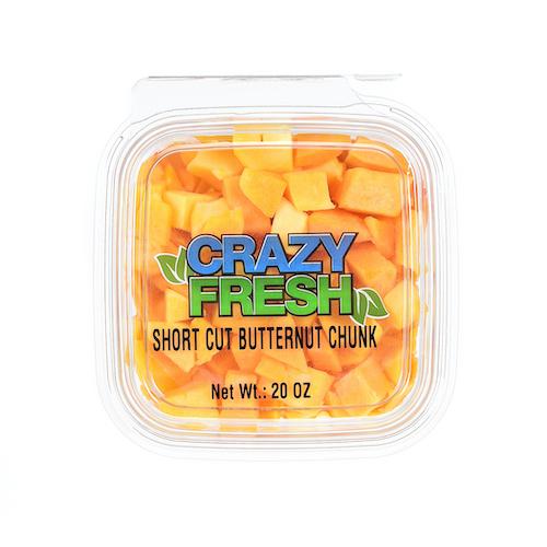 81007 Short Cuts Butternut Squash Chunks