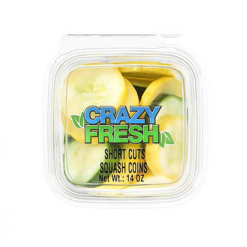 81014 Short Cuts Squash Coins