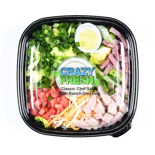 81020 Classic Chef Salad