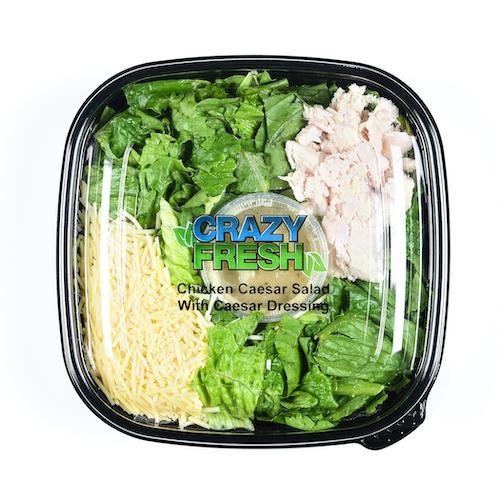 81021 Chicken Caesar Salad