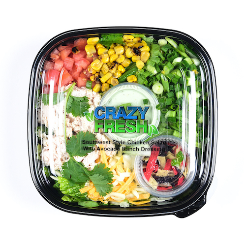 81024 Southwest Chicken Salad