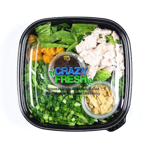81028 Oriental Chicken Salad