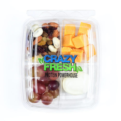 Protein Powerhouse Snacker