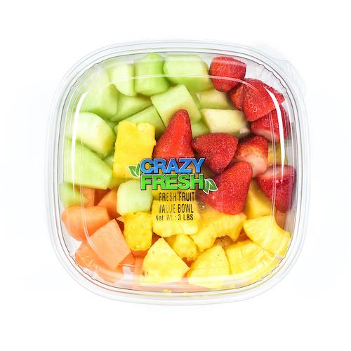 81113 Fresh Fruit Value Bowl