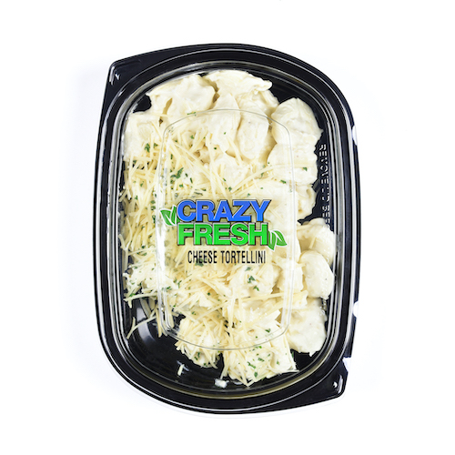 81124 Cheese Tortellini – Single-Serve