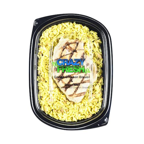81193 Chicken & Rice Pilaf