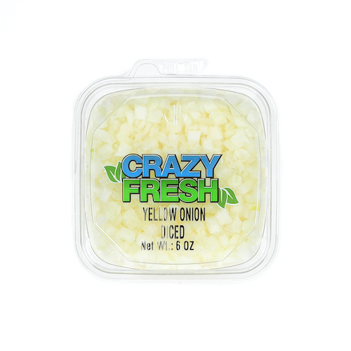 82200 Diced Yellow Onion