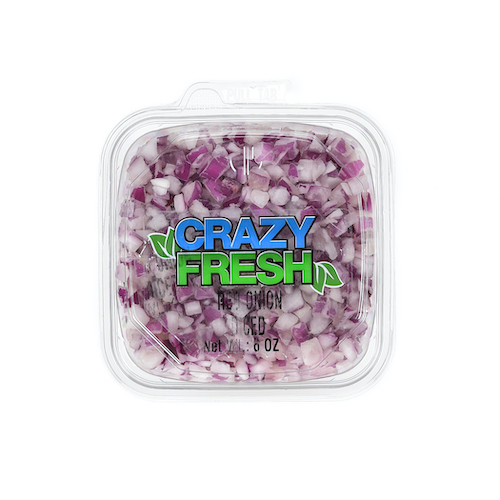 82210 Diced Red Onion