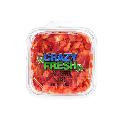 82612 Diced Red Peppers