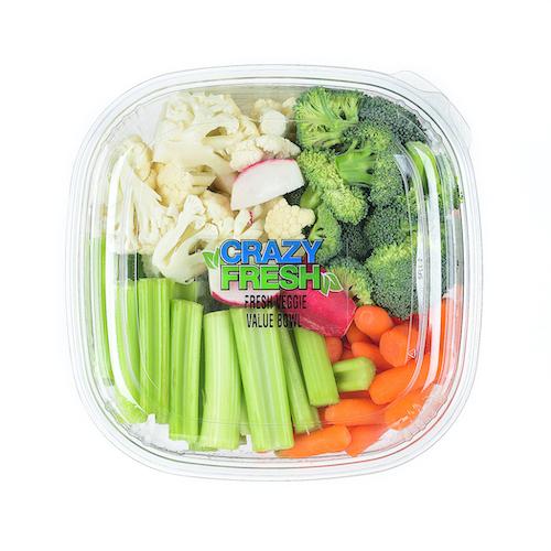 82709 Fresh Veggie Value Bowl