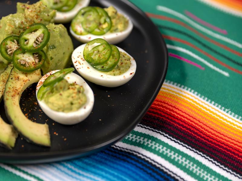 Crazy Fresh Huevos de Diablo Recipe