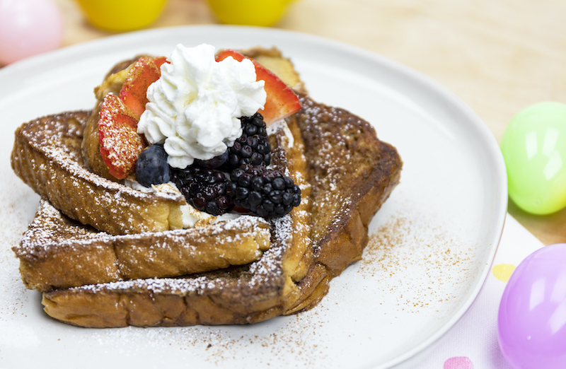 Crazy Fresh Berry French Toast Recipe