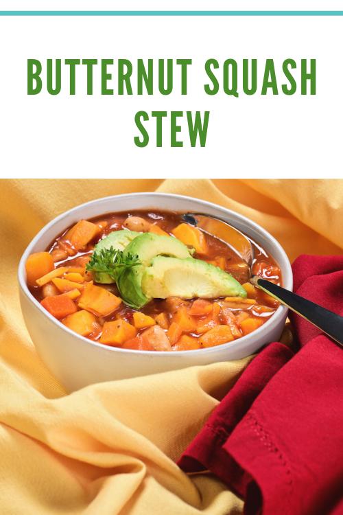 Crazy Fresh Butternut Squash Stew Recipe