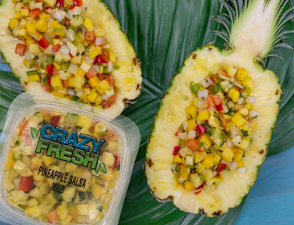Seasonal Pineapple Salsa