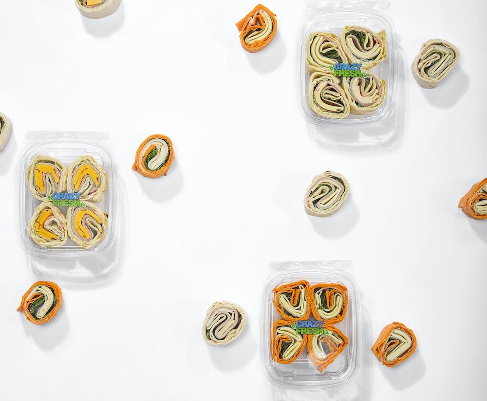 Crazy Fresh Pinwheel Varieties