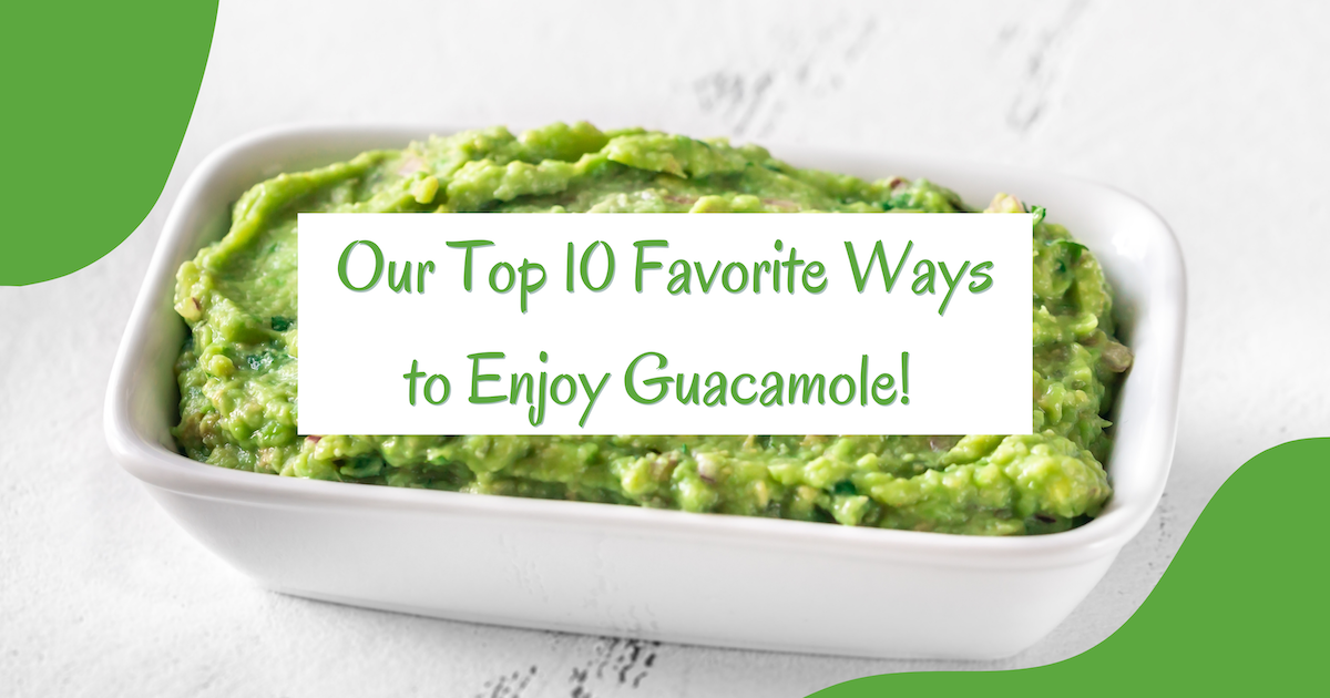 Top 10 Ways to Use Guacamole