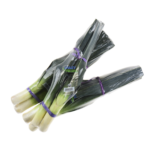 56546 Organic Leeks