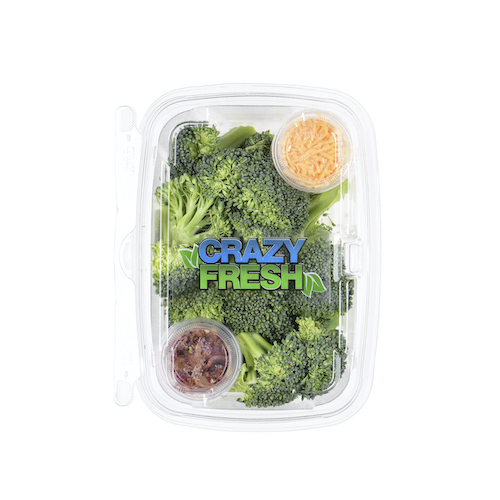 Broccoli with Bacon Meal Mate