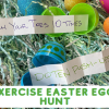 Exercise Easter Egg Hunt