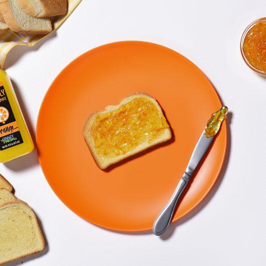 Crazy Fresh Orange Marmalade