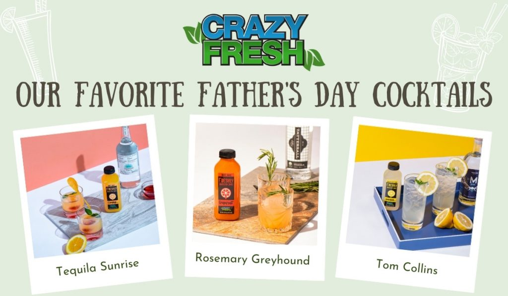 Father's Day Cocktails